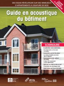 Guide en acoustique du bâtiment - APCHQ