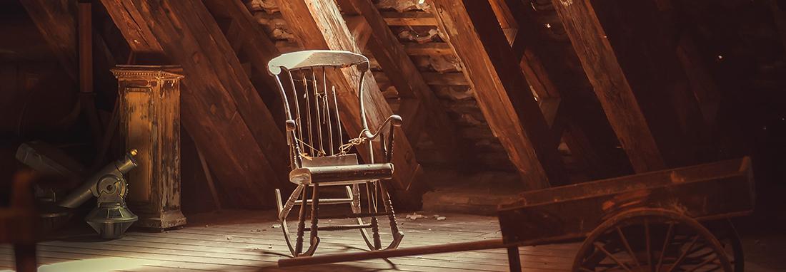 Perte de chaleur dans la maison : la solution simple est dans le grenier.